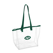 New York Jets Stadium Clear Tote