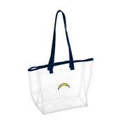 LA Chargers Stadium Clear Tote
