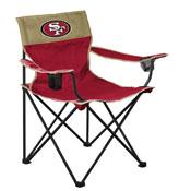 San Francisco 49ers Big Boy Chair
