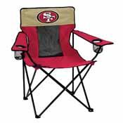 San Francisco 49ers Elite Chair