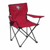 San Francisco 49ers Quad Chair
