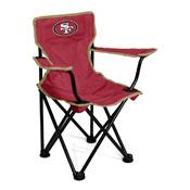 San Francisco 49ers Toddler Chair