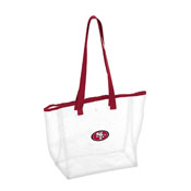 San Francisco 49ers Stadium Clear Tote
