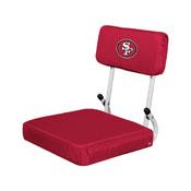 San Francisco 49ers Hardback Seat