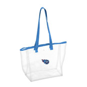 Tennessee Titans Stadium Clear Tote