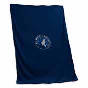 Minnesota Timberwolves Sweatshirt Blanket