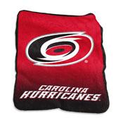 Carolina Hurricanes Raschel Throw