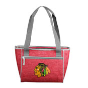 Chicago Blackhawks Crosshatch 16 Can Cooler Tote