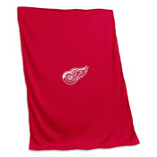 Detriot Red Wings Sweatshirt Blanket