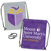 Mount Saint Mary U Doubleheader Backsack