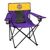 LSU Tiger Head Elite Chair
