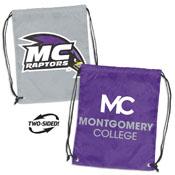 Montgomery College Doubleheader Backsack