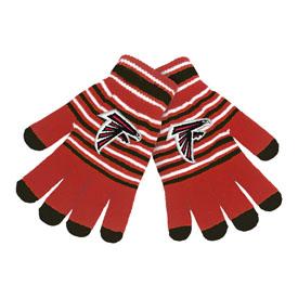 Atlanta Falcons Knit stretch Gloves