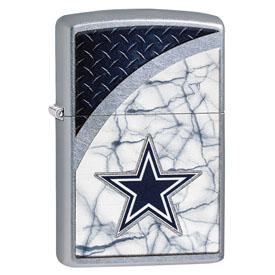 Dallas Cowboys Zippo Refillable Lighter