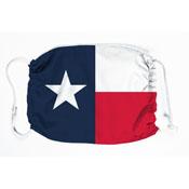 Texas Flag Face Mask