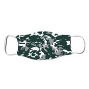 Face Mask - Camo Colors Green & White 2-29