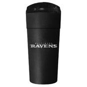 Baltimore Ravens 24 Oz. Stainless Steel Stealth Tumbler