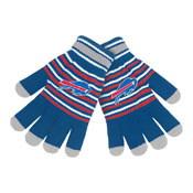 Buffalo Bills Knit stretch Gloves