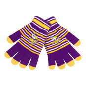 Minnesota Vikings Knit stretch Gloves