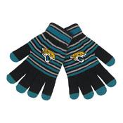 Jacksonville Jaguars Knit stretch Gloves