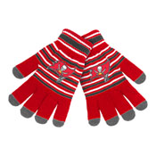 Tampa Bay Buccaneers Knit stretch Gloves