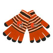 Cleveland Browns Knit stretch Gloves