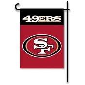 San Francisco 49ers Home / Yard Flag 13