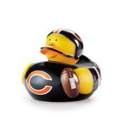 Chicago Bears Rubber Duck 4