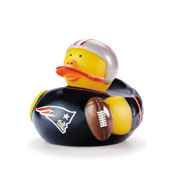 New England Patriots Rubber Duck 4