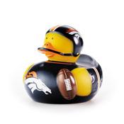 Denver Broncos Rubber Duck 4
