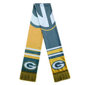 Green Bay Packers Winter Scarf