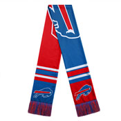 Buffalo Bills Winter Scarf