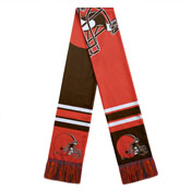 Cleveland Browns Winter Scarf