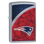 New England Patriots Zippo Refillable Lighter