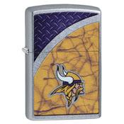 Minnesota Vikings Zippo Refillable Lighter