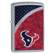 Houston Texans Zippo Refillable Lighter