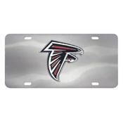 Atlanta Falcons Die-cast License Plate