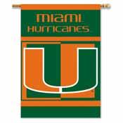 Miami Hurricanes 2-Sided 28