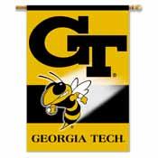 Georgia Tech Yellow Jackets 2-Sided 28