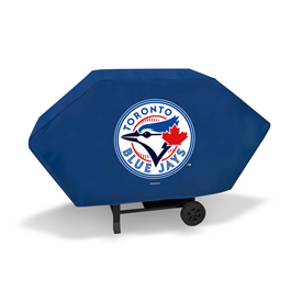 Blue Jays Executive Grill Cover (Blue)