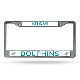 Dolphins Chrome Frame
