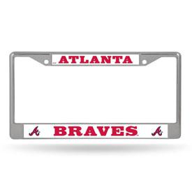 Braves Chrome Frame-1