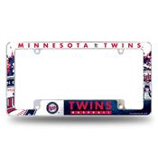 Twins All Over Chrome Frame