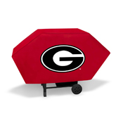 Georgia Executive Grill Cover (Red)