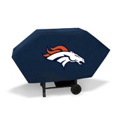 Broncos Executive Grill Cover (Navy)