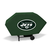 New York Jets Executive Grill Cover (Green)