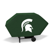 Michigan State Executive Grill Cover (Green)