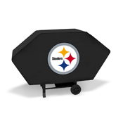 Steelers Executive Grill Cover (Black)