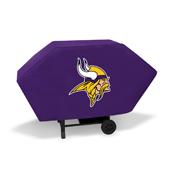 Vikings Executive Grill Cover (Purple)