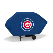 Cubs Executive Grill Cover (Blue)